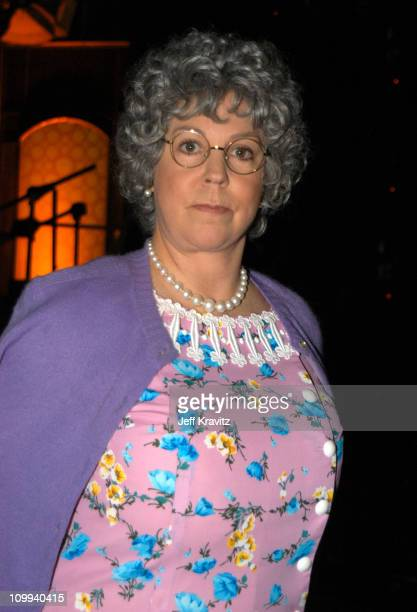 Vicki Lawrence during The TV Land Awards Backstage at Hollywood Palladium in Hollywood CA United States