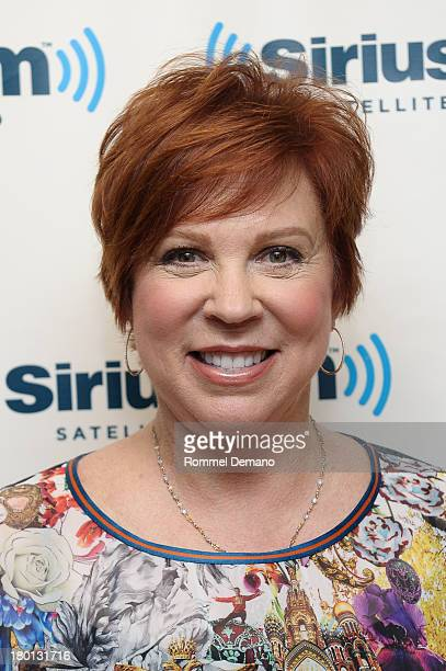 Vicki Lawrence visits at SiriusXM Studios on September 9 2013 in New York City