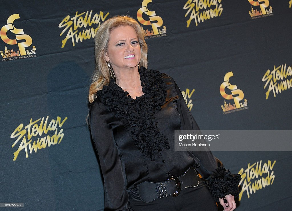 Vicki Yohe attends the 28th Annual Stellar Awards at Grand Ole Opry House on January 19, 2013 in Nashville, Tennessee.