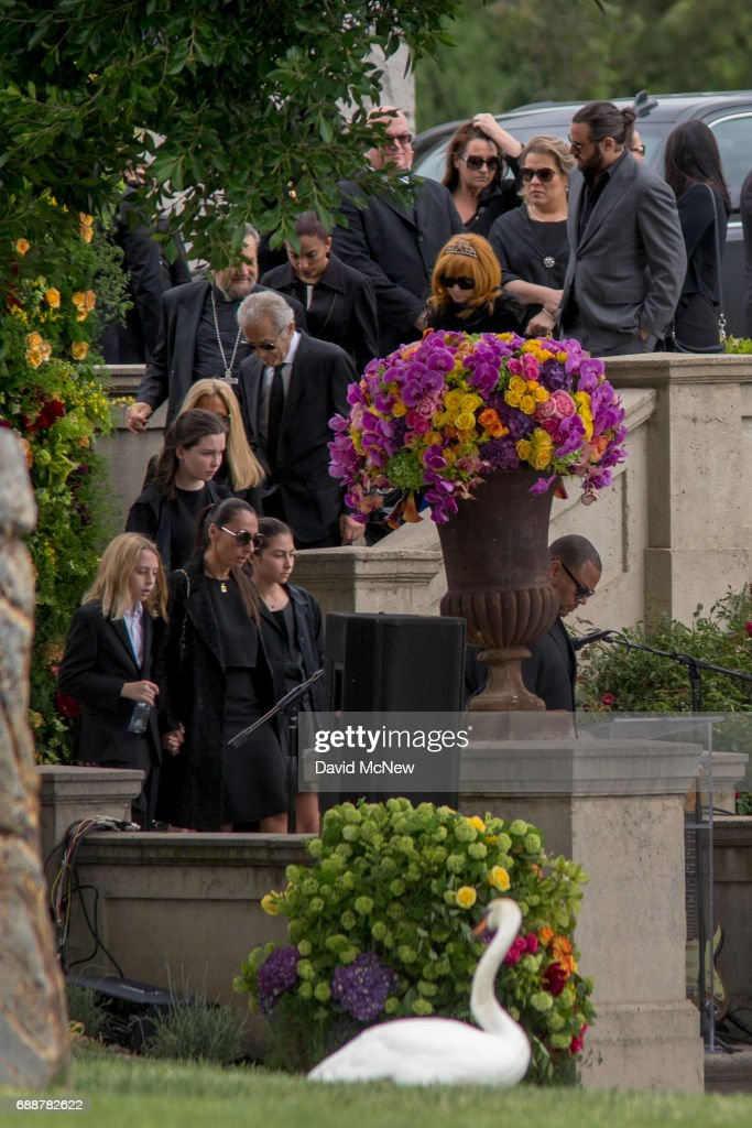 Chris Cornell Laid to Rest in Hollywood