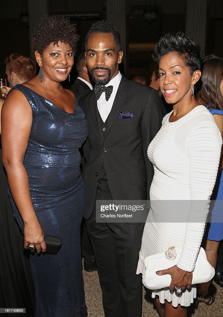 Vicky Free, DeJuan Wilson and Terry Hines attend 2013 Multicultural Gala: An Evening Of Many Cultures at Metropolitan Museum of Art on September 23, 2013 in New York City.