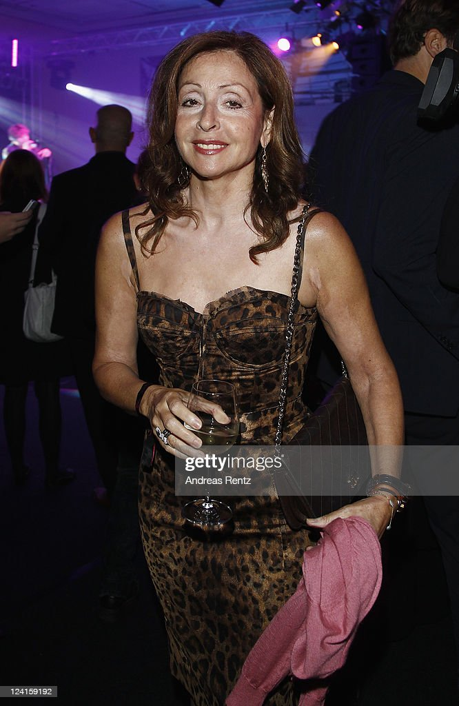 Vicky Leandros attends the Music meets Media party at Grand Hotel Esplanade on September 8 2011 in Berlin Germany