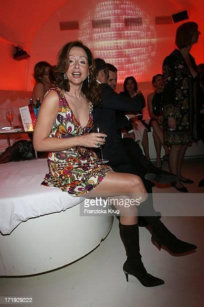 Vicky Leandros Beim Launch Des Neuen Parfums 'By Night' Von Jette_Joop Im Nektar In München Am 300506