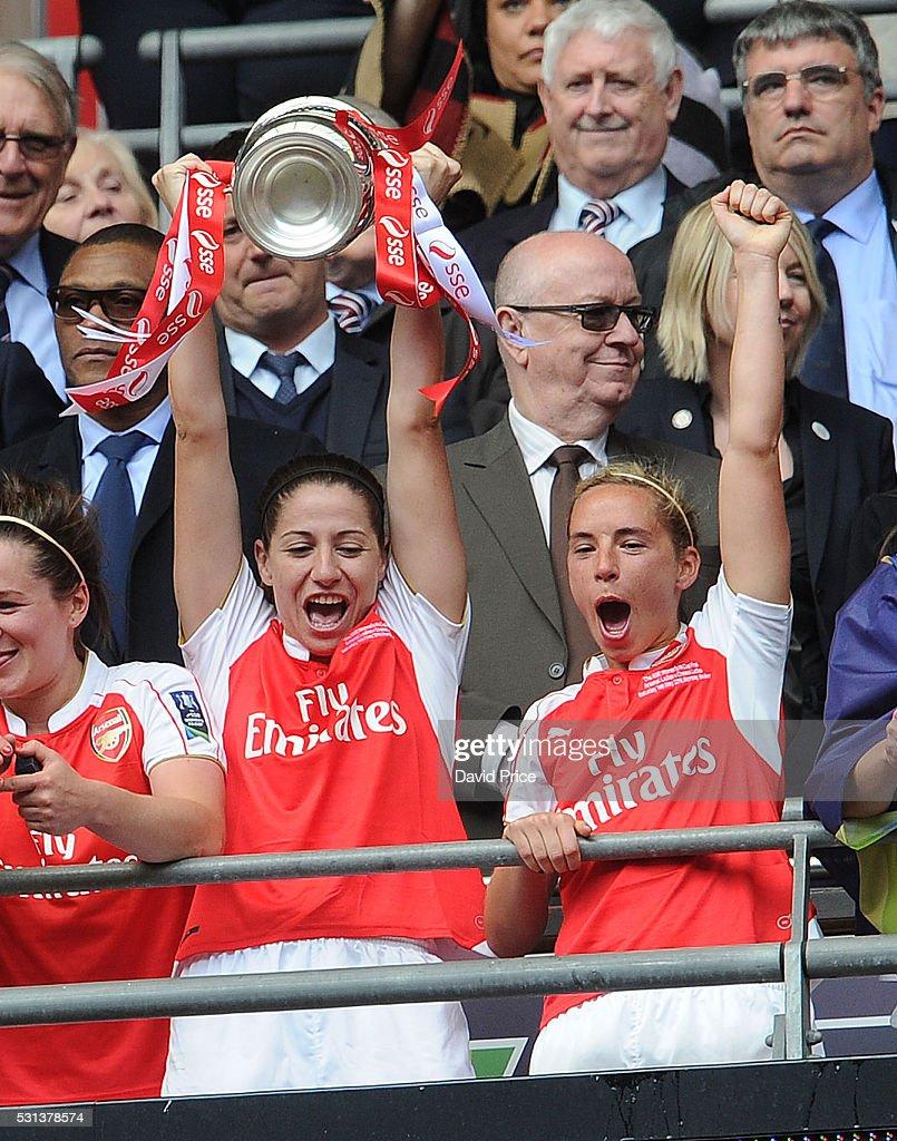 Arsenal Ladies v Chelsea Ladies - SSE Women's FA Cup Final
