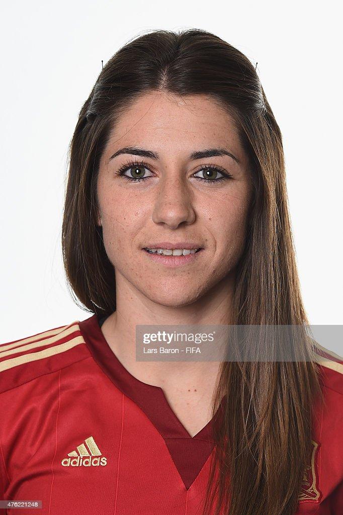 Spain Portraits - FIFA Women's World Cup 2015