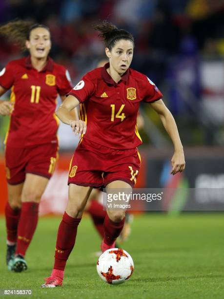 Vicky Losada of Spain women during the UEFA WEURO 2017 Group D group stage match between England and Spain at the Rat Verlegh stadium on July 23 2017...