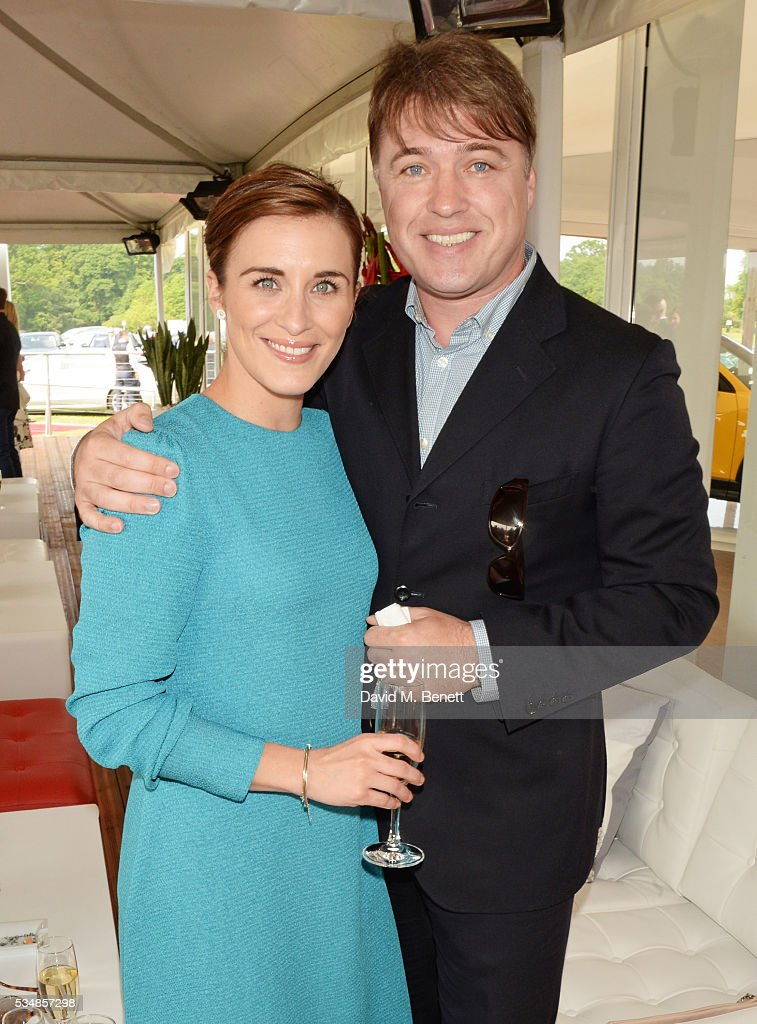 <a gi-track='captionPersonalityLinkClicked' href=/galleries/search?phrase=Vicky+McClure&family=editorial&specificpeople=3983255 ng-click='$event.stopPropagation()'>Vicky McClure</a> (L) and Jonny Owen attend day one of the Audi Polo Challenge at Coworth Park on May 28, 2016 in London, England.