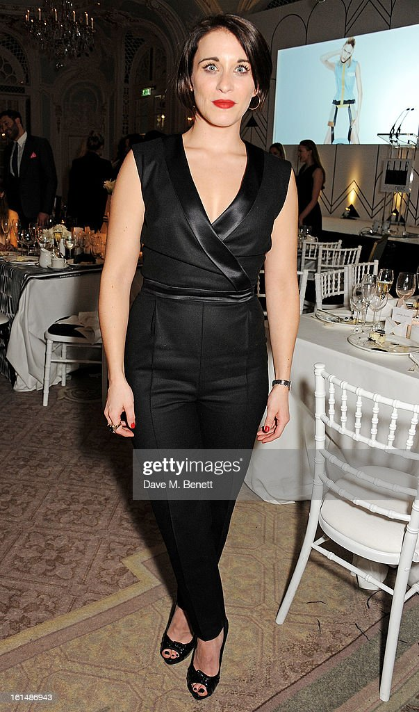 Vicky McClure attends the after party following the Elle Style Awards at The Savoy Hotel on February 11, 2013 in London, England.