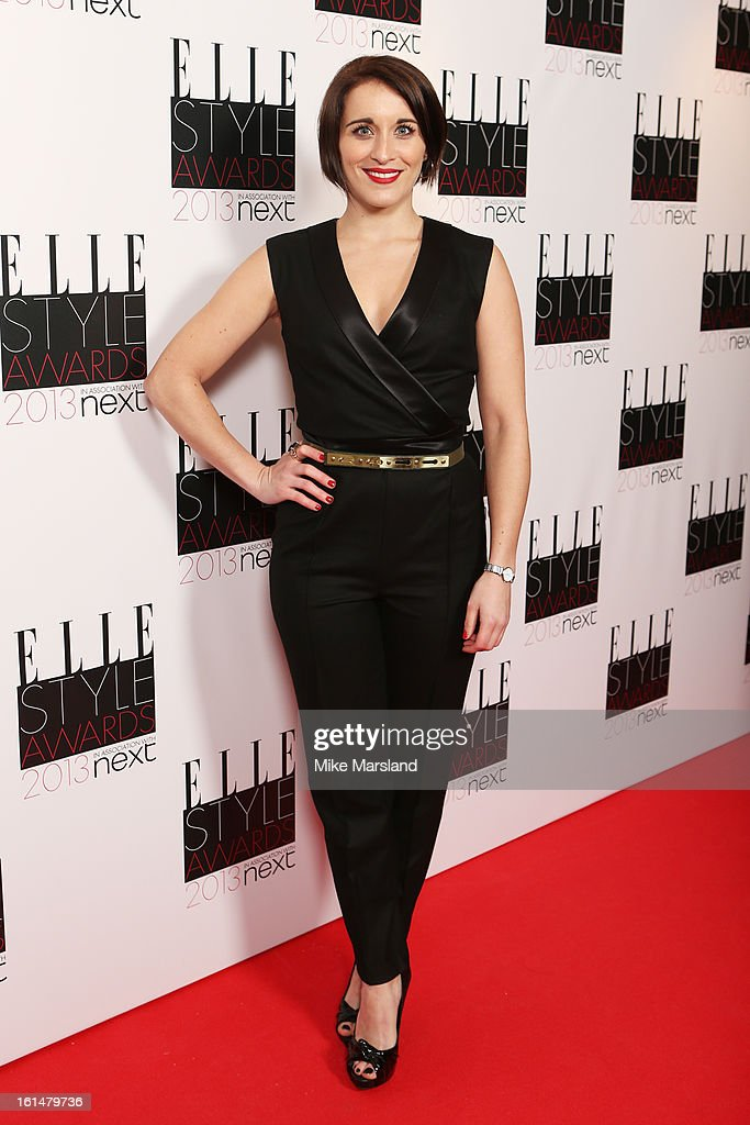 Vicky McClure attends the Elle Style Awards 2013 at The Savoy Hotel on February 11, 2013 in London, England.