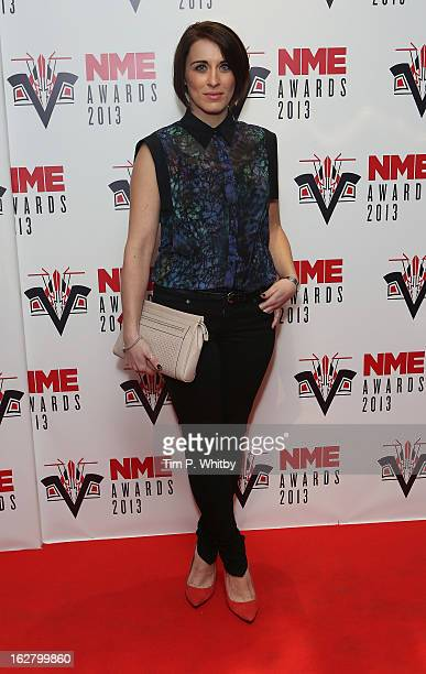 Vicky McClure attends the NME Awards 2013 at the Troxy on February 27 2013 in London England