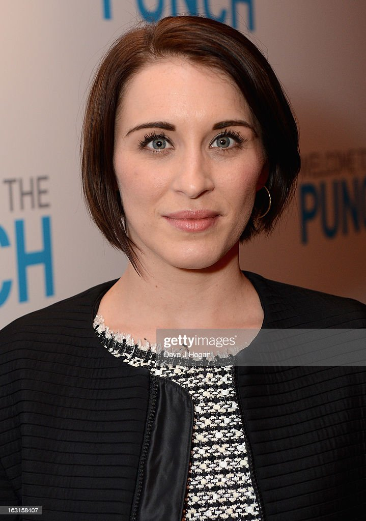 Vicky McClure attends the 'Welcome To The Punch' UK Premiere at the Vue West End on March 5, 2013 in London, England.