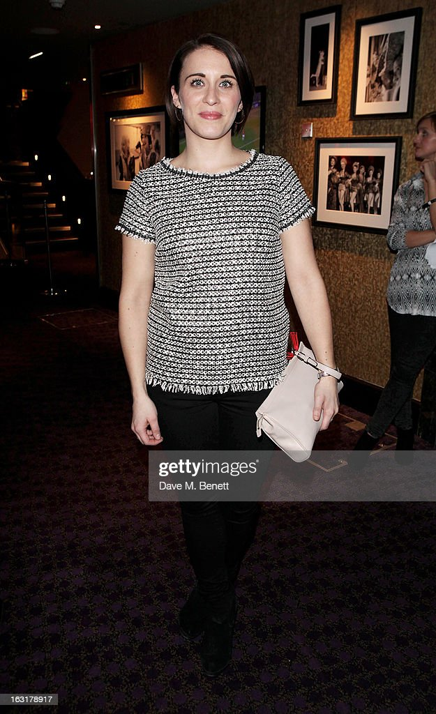 Vicky McCure attends an after party following the 'Welcome To The Punch' UK Premiere at the Hippodrome Casino on March 5, 2013 in London, England.