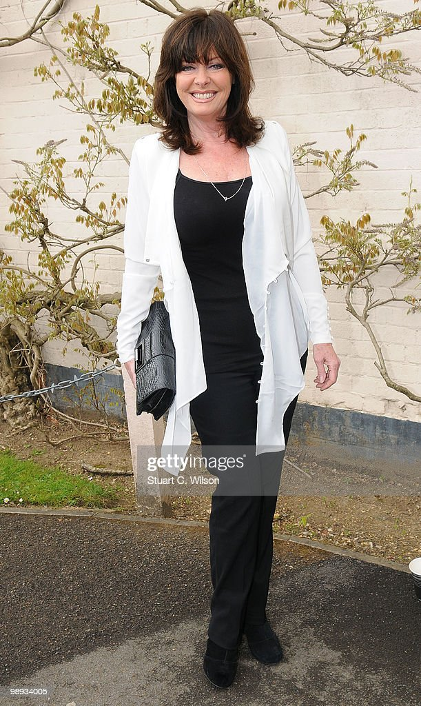 Vicky Michelle attends a plaque unveiling for the late actor, Sir John Mills at Pinewood Studios on May 9, 2010 in London, England.