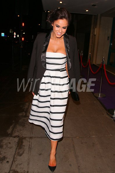 Vicky Pattison At The Troxy For Gav Aid 2015 On January 29 2015 In