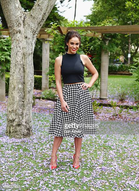 Vicky Pattison attends the announcement of MTV Style which is MTV Australia's new digital home of fashion at Chiswick Restaurant on November 25 2014...