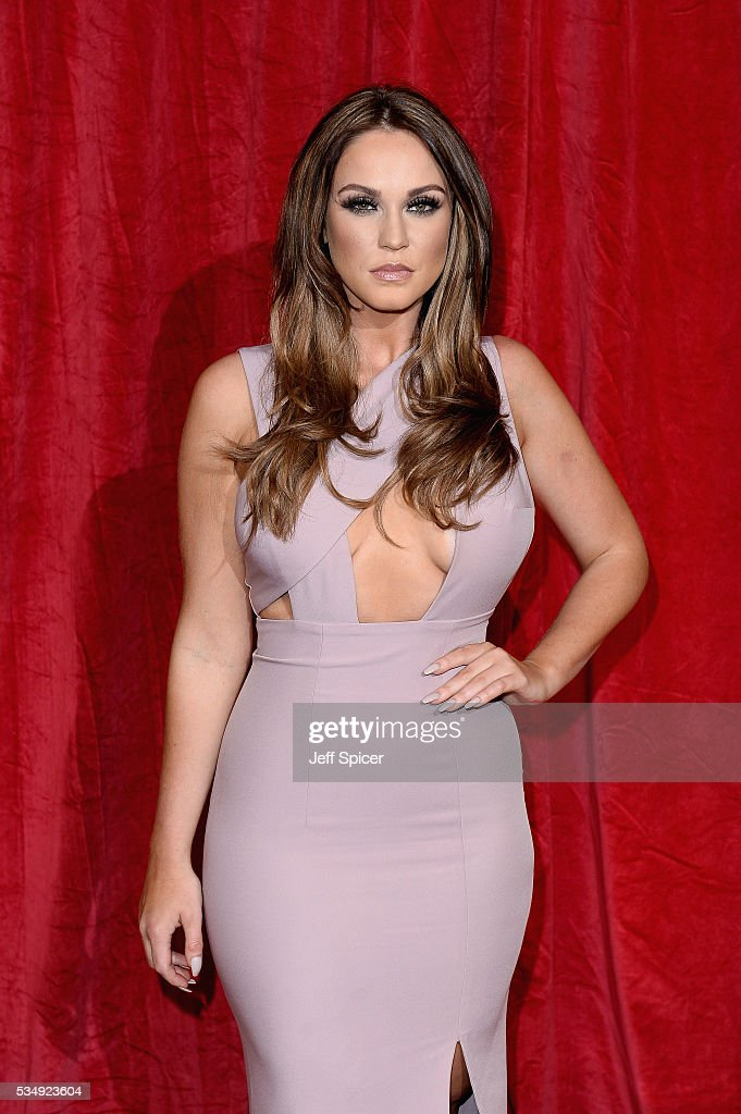 <a gi-track='captionPersonalityLinkClicked' href=/galleries/search?phrase=Vicky+Pattison&family=editorial&specificpeople=7801729 ng-click='$event.stopPropagation()'>Vicky Pattison</a> attends the British Soap Awards 2016 at Hackney Empire on May 28, 2016 in London, England.