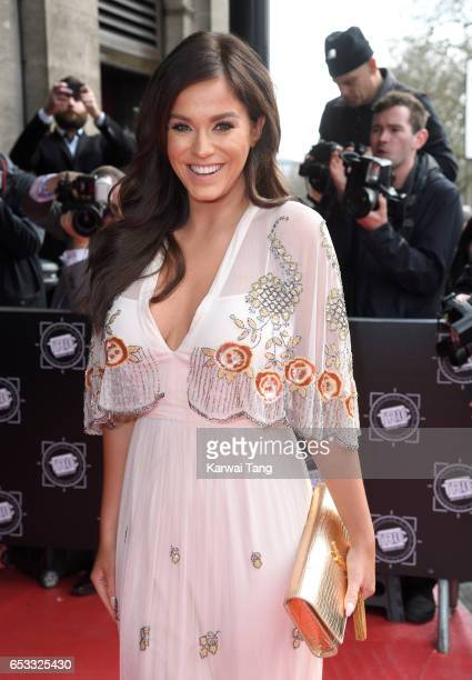 Vicky Pattison attends the TRIC Awards 2017 at the Grosvenor House on March 14 2017 in London United Kingdom