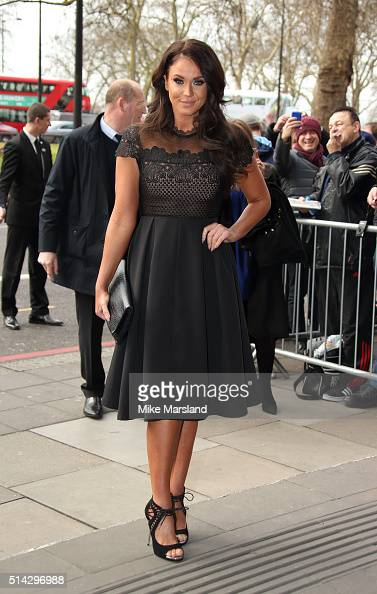 Vicky Pattison attends the TRIC Awards at Grosvenor House Hotel at The Grosvenor House Hotel on March 8 2016 in London England