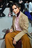 Celebrities and Parties - Paris Fashion Week - Menswear...