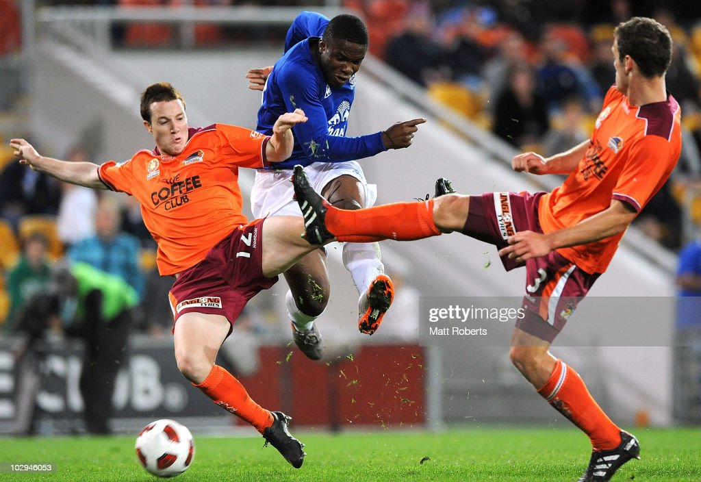 Brisbane Roar v Everton