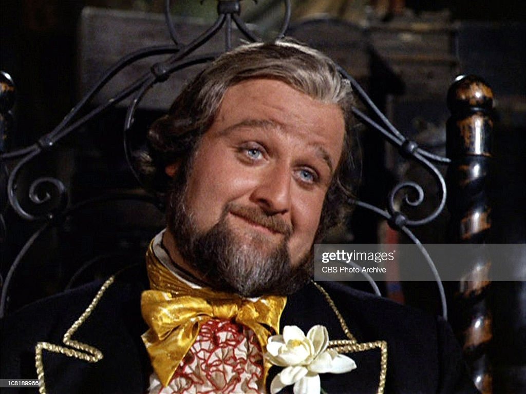 victor buono interview