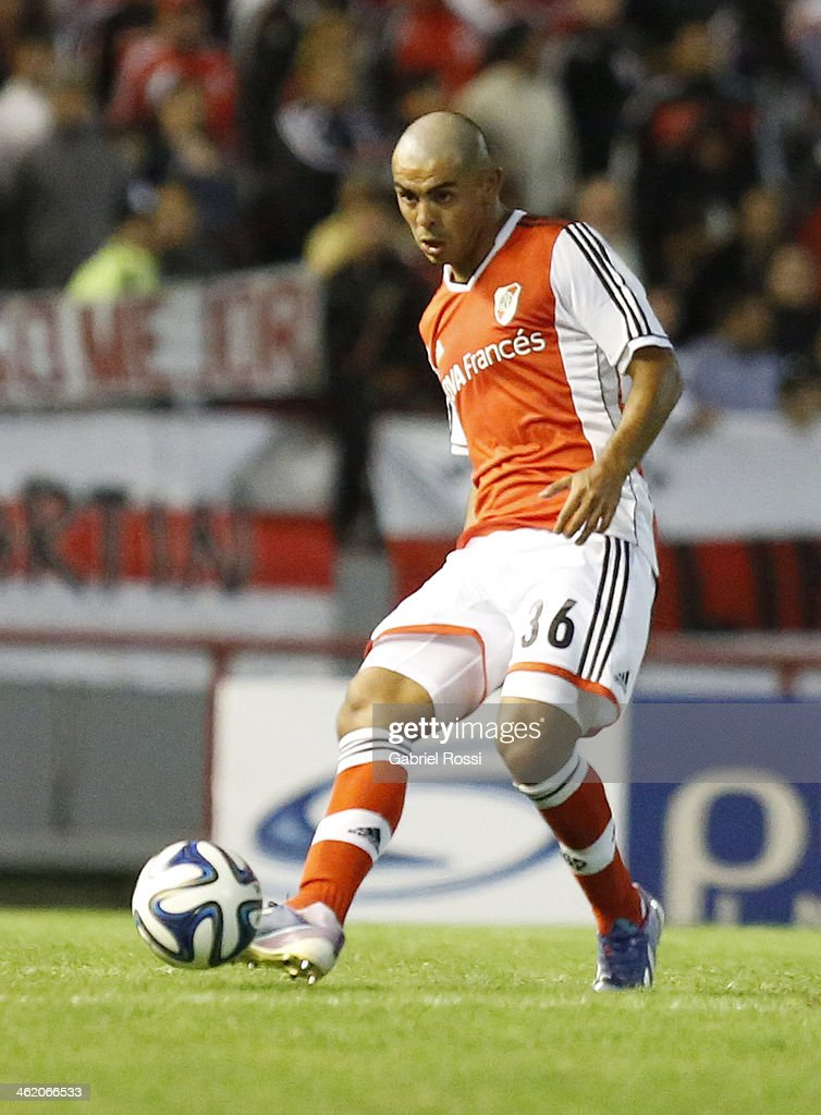 River Plate v Estudiantes - Friendly Match