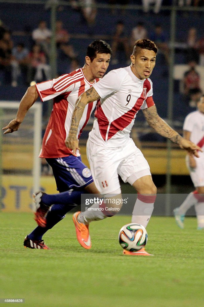 Paraguay v Peru - Friendly Match