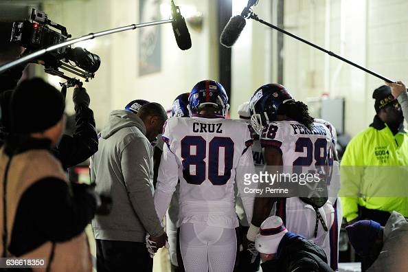 New York Giants v Philadelphia Eagles : News Photo