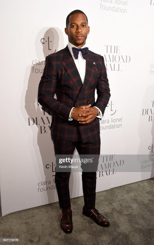 Victor Cruz attends Rihanna's 3rd Annual Diamond Ball Benefitting The Clara Lionel Foundation at Cipriani Wall Street on September 14, 2017 in New York City.