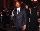 Victor Cruz attends the 16th Annual ACE Awards presented by the Accessories Council at Cipriani 42nd Street on November 5 2012 in New York City