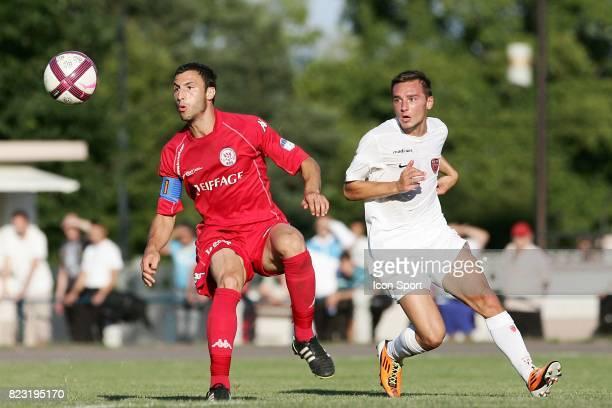 Victor DI PINTO / Eric BAUTHEAC Besancon / Dijon Match de preparation Saison 2011/2012