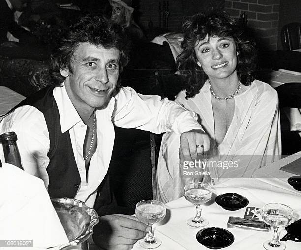 Victor Drai and Jackie Bisset during Opening of Daisy Disco February 14 1978 at Daisy Disco in Los Angeles California United States