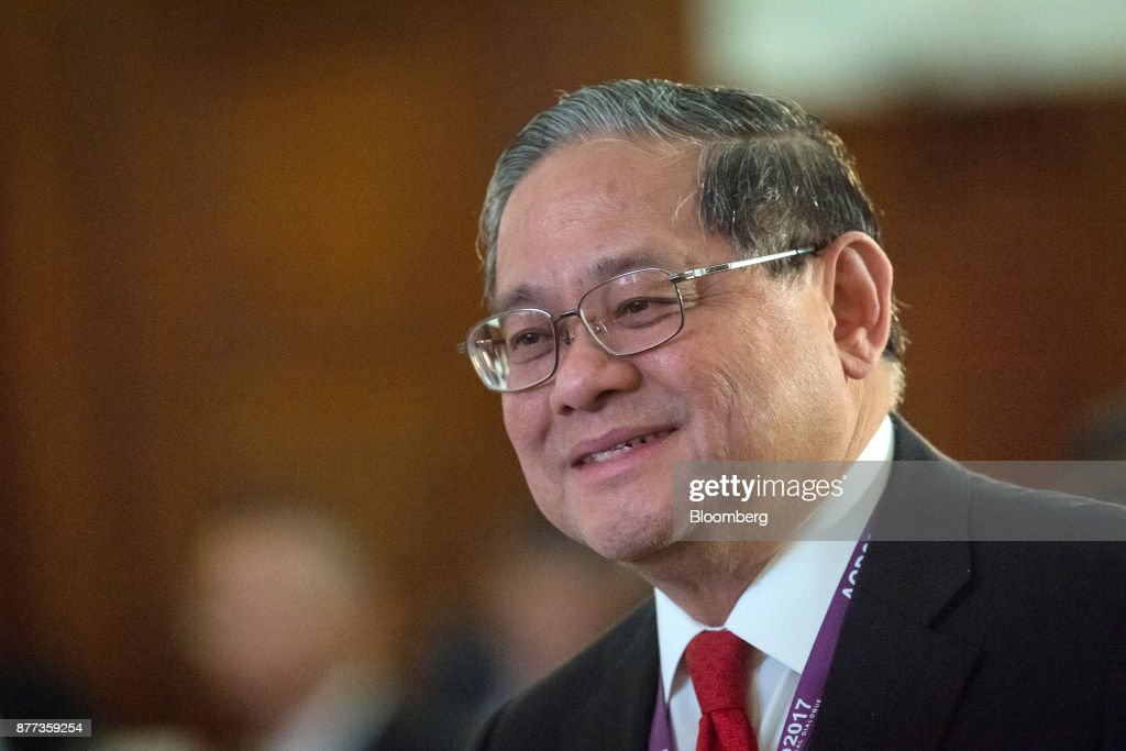 Alibaba Co-Vice Chairman Joseph Tsai Speaks At Asia-Global Dialogue Conference