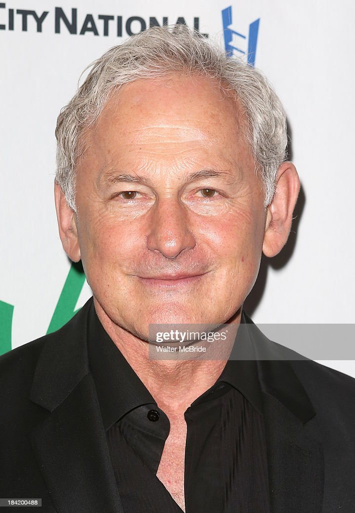 <a gi-track='captionPersonalityLinkClicked' href=/galleries/search?phrase=Victor+Garber&family=editorial&specificpeople=208795 ng-click='$event.stopPropagation()'>Victor Garber</a> attends the 'Big Fish' Broadway Opening Night at Neil Simon Theatre on October 6, 2013 in New York City.