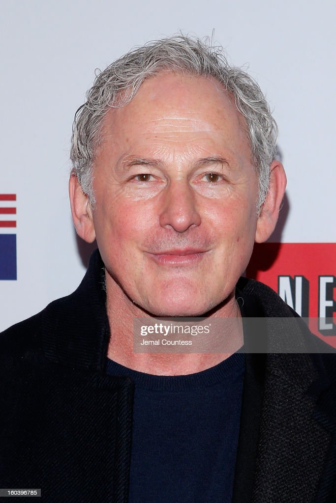 Victor Garber attends the Netflix's 'House Of Cards' New York Premiere at Alice Tully Hall on January 30, 2013 in New York City.