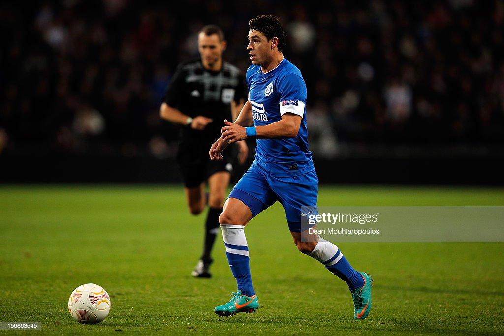 PSV Eindhoven v FC Dnipro Dnipropetrovsk - UEFA Europa League