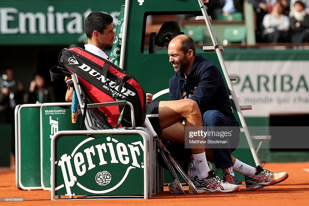 2014 French Open - Day Three