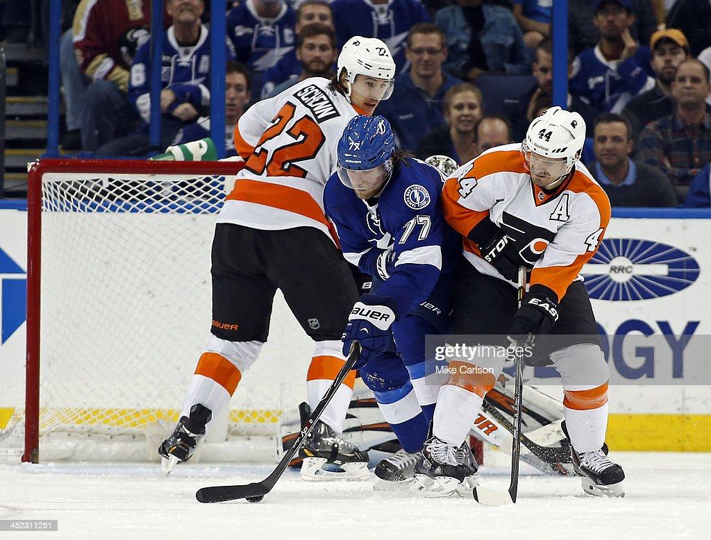 Philadelphia Flyers V Tampa Bay Lightning Getty Images