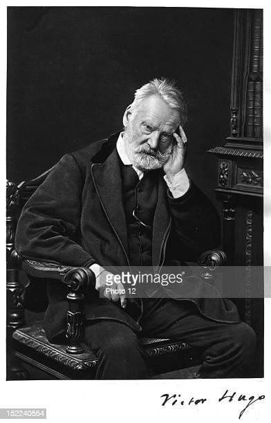 Victor Hugo 19thParis Bibliotheque Nationale