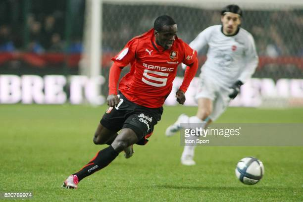 Victor Hugo MONTANO Rennes / Valenciennes 18e journee Ligue 1