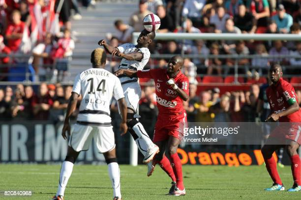 Victor Hugo MONTANO / Younousse SANKHARE Dijon / Rennes 1ere journee Ligue 1
