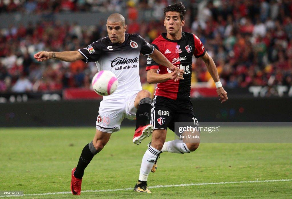 Atlas v Tijuana - Torneo Apertura 2017 Liga MX