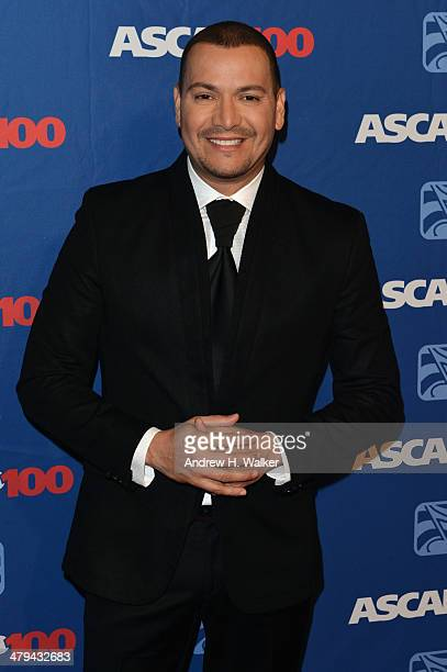 Victor Manuelle attends the 22nd annual ASCAP Latin Music Awards at Hammerstein Ballroom on March 18 2014 in New York City