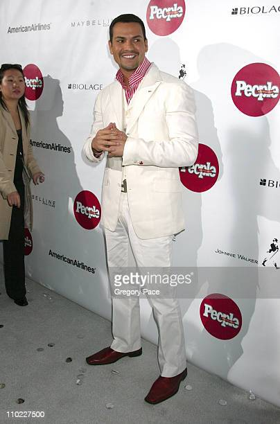 Victor Manuelle during People En Espanol's 4th Annual '50 Most Beautiful' Gala White Carpet Arrivals at Capitale in New York City New York United...