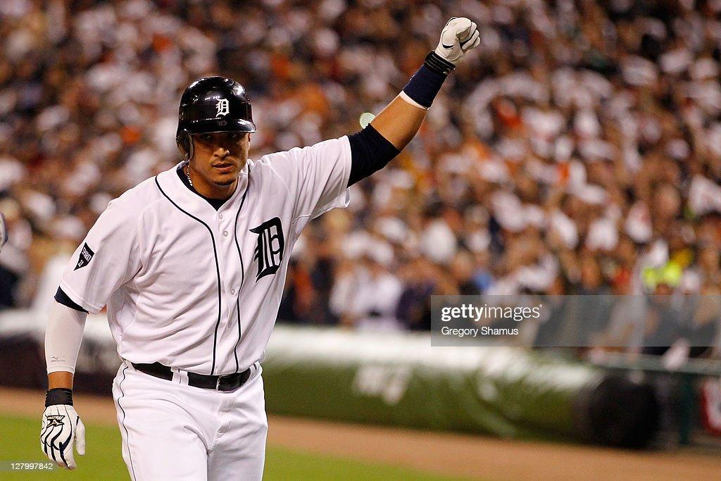 New York Yankees v Detroit Tigers - Game 4
