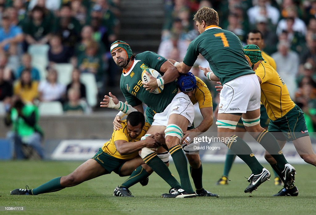 Tri-Nations - South Africa v Australia