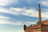 Victor Monument in Belgrade, Serbia