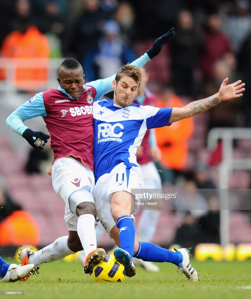 West Ham United v Birmingham City - Premier League