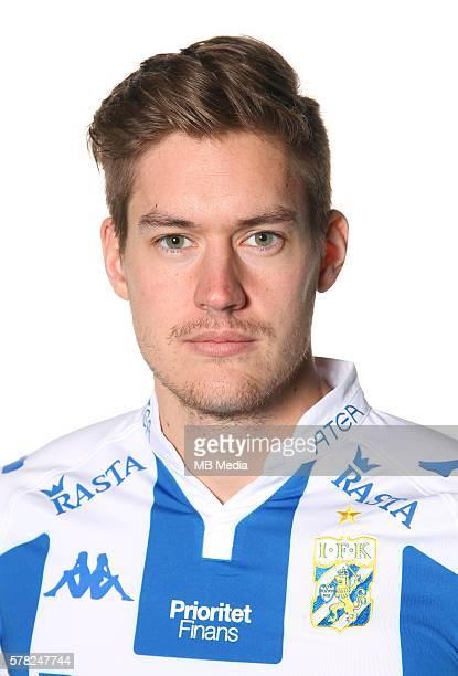 Victor Sköld Halvfigur @Leverans Allsvenskan 2016 Fotboll