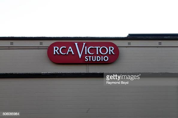 RCA Victor Studio on January 1 2016 in Nashville Tennessee